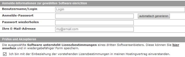 Wordpress installieren mit All-Inkl Schritt 4-2